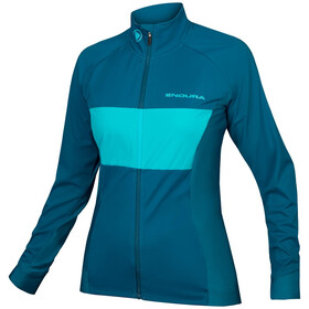 Endura FS260-Pro Jetstream II Maillot manga larga Mujer, king fisher
